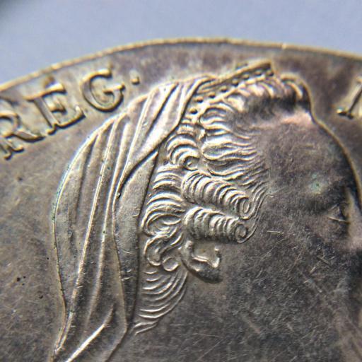 1 TALER DE PLATA DE 1780 - MARIA TERESA DE AUSTRIA - SIN CIRCULAR [3]