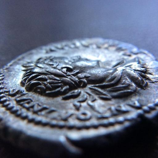 DENARIO DE PLATA DEL EMPERADOR CARACALLA DE JOVEN - HACIA EL 200 d.C. - ROMA  [2]