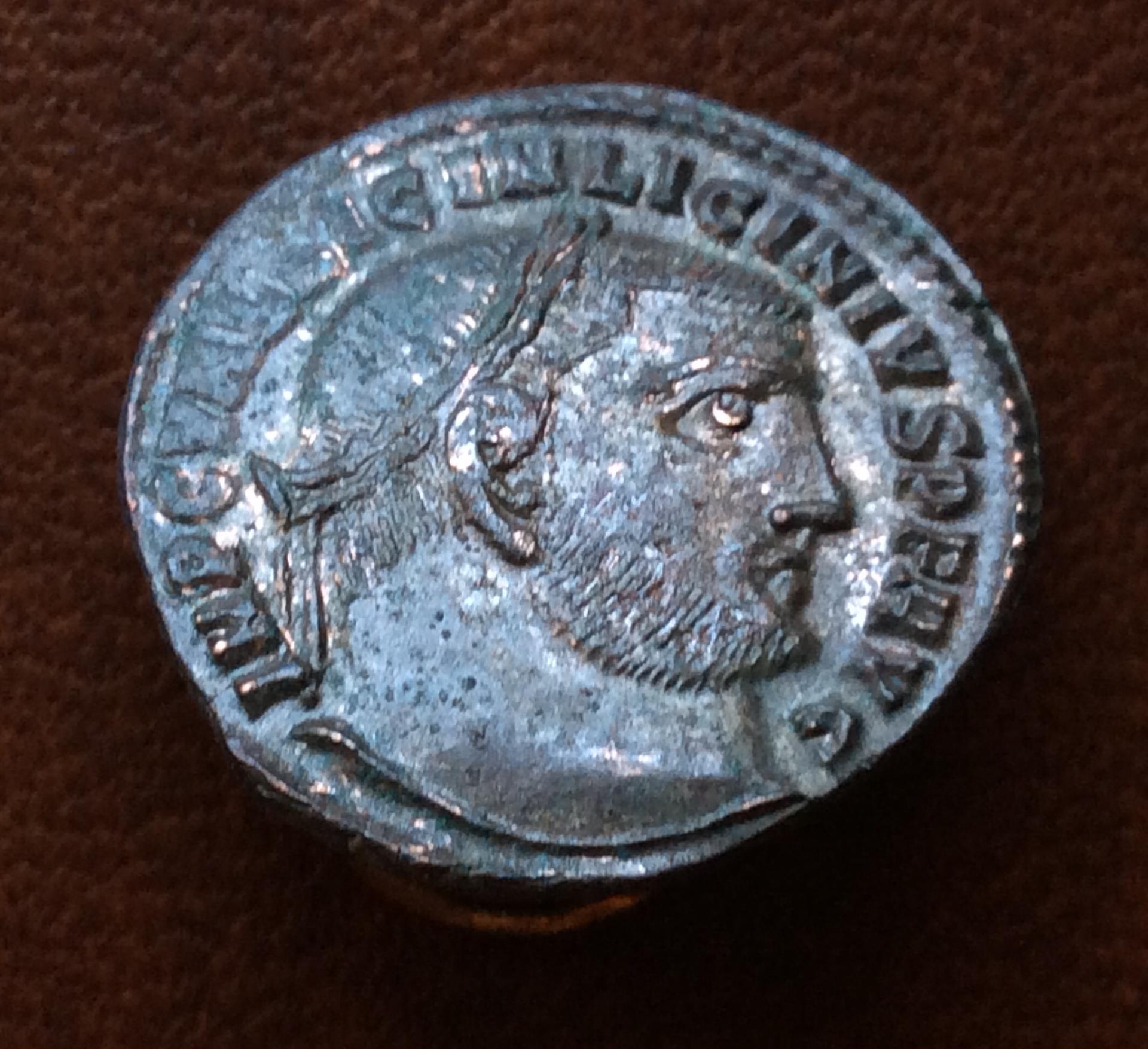 FOLLIS DE LICINIO I EMPERADOR - HERACLEA (TRACIA) - 313 d.C.