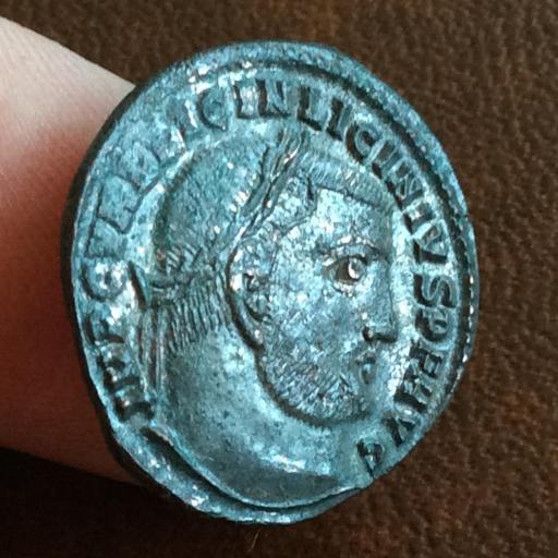 FOLLIS DE LICINIO I EMPERADOR - HERACLEA (TRACIA) - 313 d.C. [2]