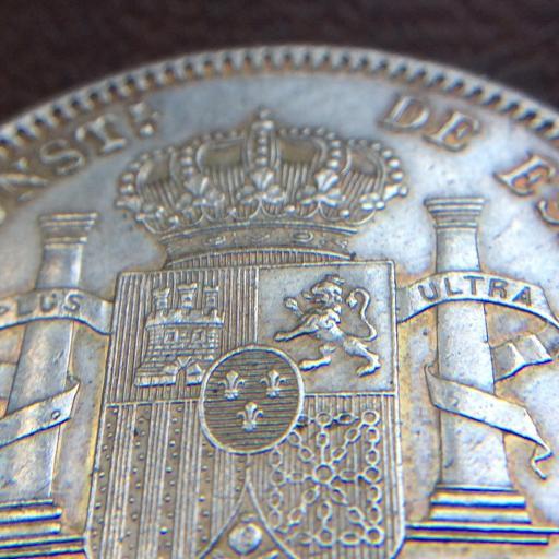 1 PESETA PLATA 1904 - ALFONSO XIII - CADETE  [3]
