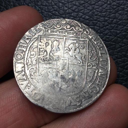 1/4 de THALER de 1622 de Segismundo III - Polonia  [1]