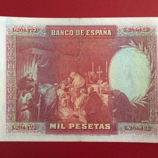 EXCELENTES 1000 PESETAS 1928 - SAN FERNANDO  [1]
