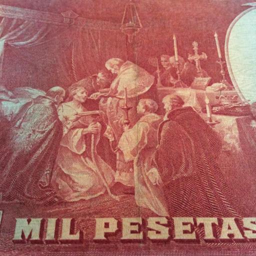 EXCELENTES 1000 PESETAS 1928 - SAN FERNANDO  [2]