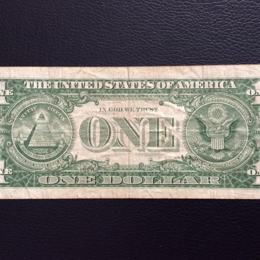 1$ DOLAR 1957 - GEORGE WASHINGTON -  [1]