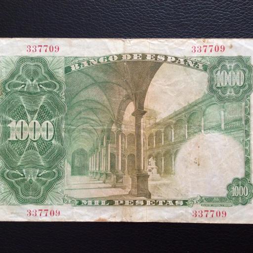 1000 PESETAS 1946 - LUIS VIVES  [1]