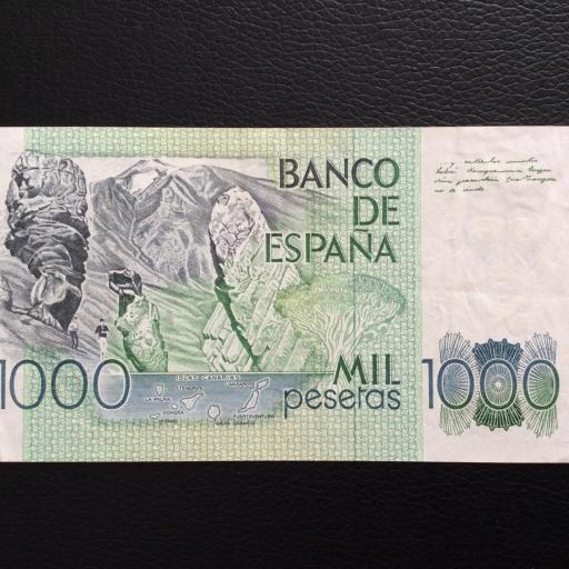 1000 PESETAS 1979 - PÉREZ GALDÓS - EBC+ [1]