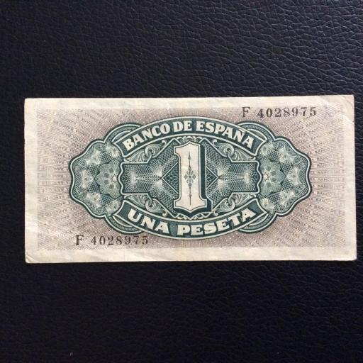 1 PESETA 1940 - CARABELA - EBC+ [1]