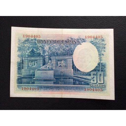 50 PESETAS 1935 - RAMÓN Y CAJAL - ROJO [1]