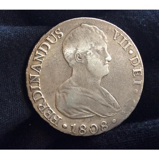 8 REALES 1808 - SEVILLA - FERNANDO VII [1]