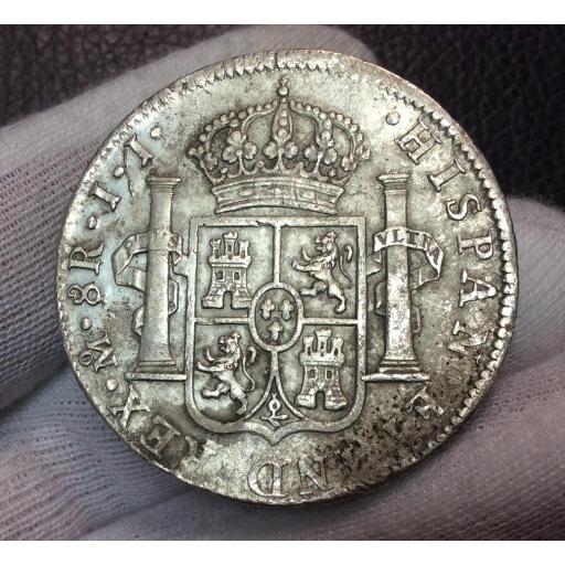 8 REALES 1812 - MÉXICO JJ - FERNANDO VII  [1]