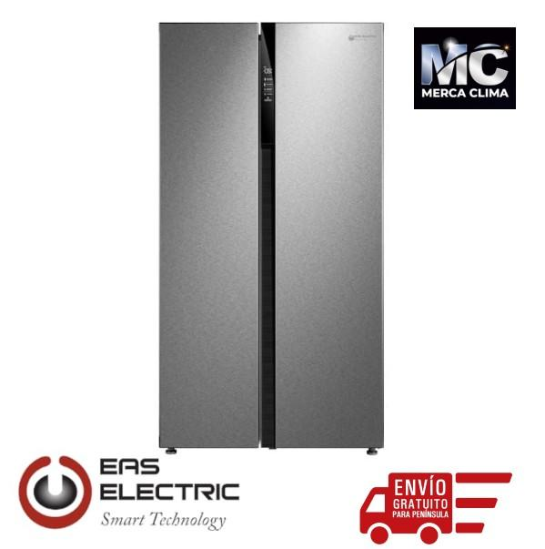 Side by Side Inox No Frost A+ EMSS178AX EAS ELECTRIC