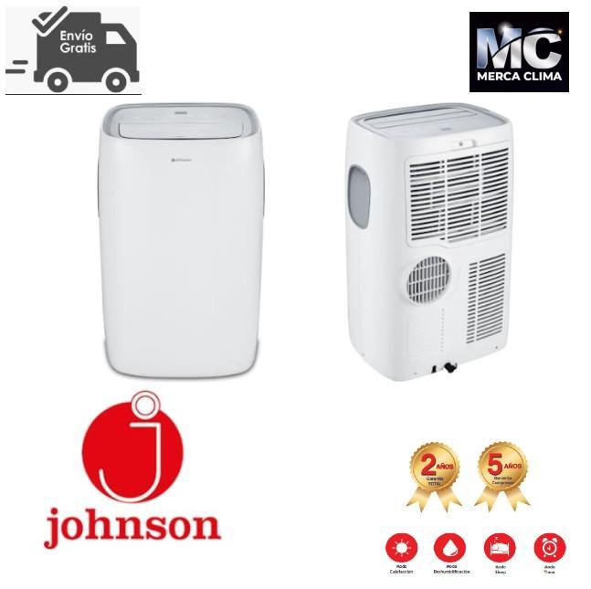 Aire Portatil JOHNSON JTP12H 2752FG Frio y Calor