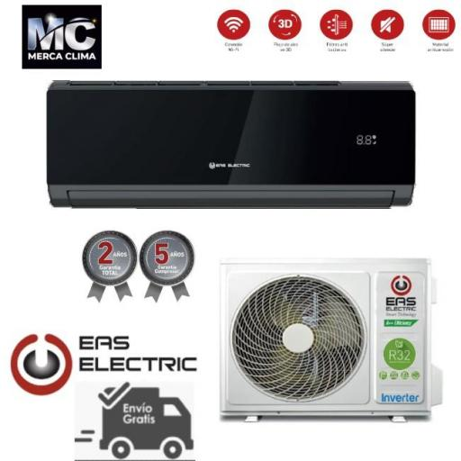 Split Eas Electric BLACKART35 wifi [0]