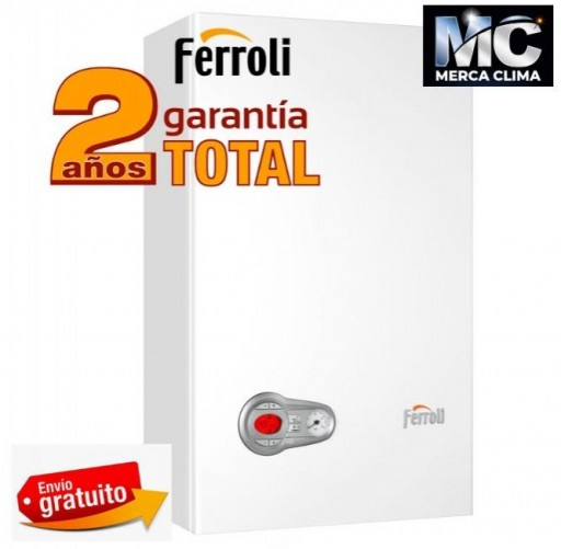 Caldera Ferroli Bluehelix Tech RRT 28 C wifi incluido [1]