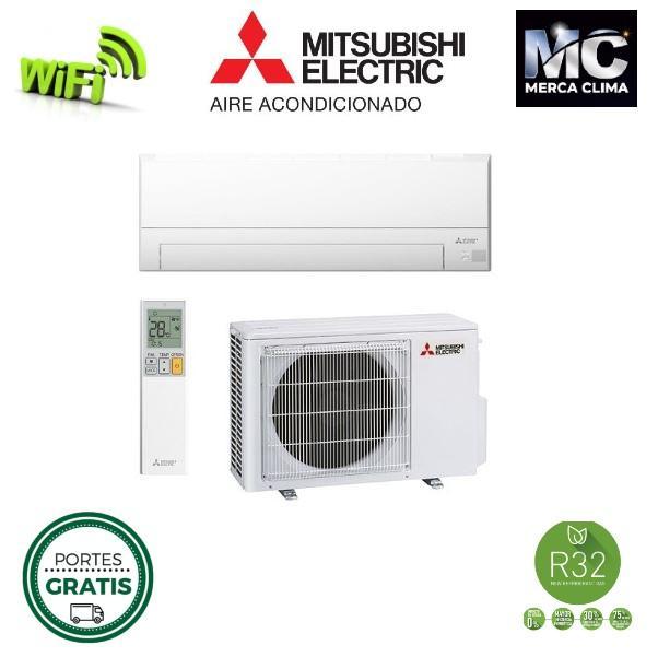 Mitsubishi Electric MSZ-BT25VGK Aire Acondicionado 1x1