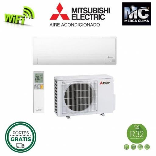 Mitsubishi Electric MSZ-BT20VGK Aire Acondicionado 1x1