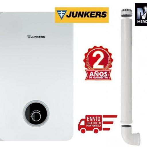 JUNKERS 11L HYDRONEXT 2400S WD 11AME BUTANO