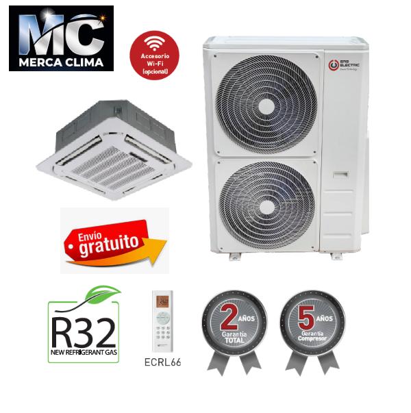 EAS ELECTRIC ECM140YK 12.100 FRIG R-32