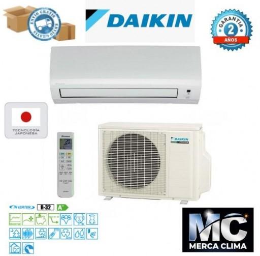 Aire Acondicionado Split Daikin TXP35M r32