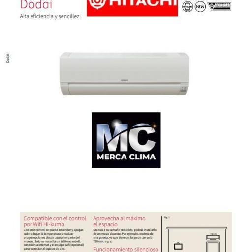 Hitachi Dodai 25 Aire Split 1x1 [1]