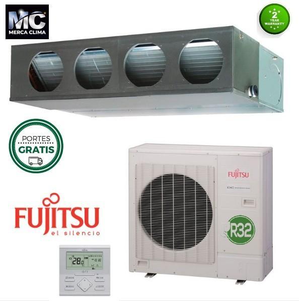 Aire Acondicionado conductos Fujitsu ACY 80 K-KA ECO