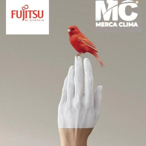 Fujitsu AUY50K-KA Aire acondicionado Cassette R-32 [1]