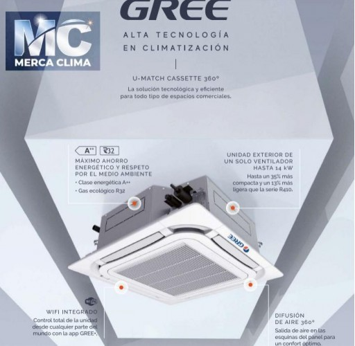 AIRE CASSETTE GREE UM CST 48 R32 [1]