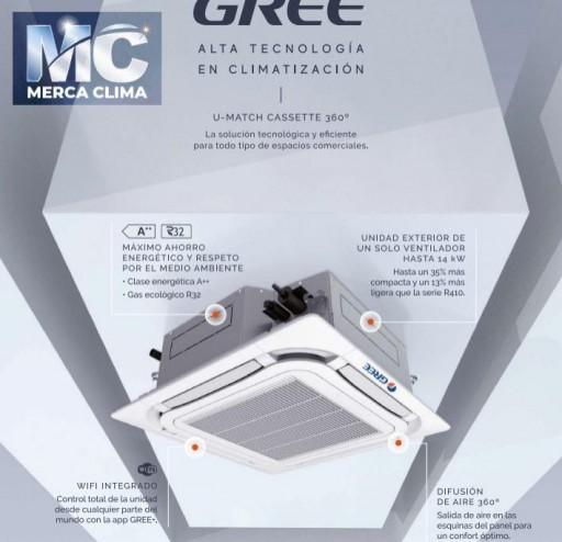 AIRE CASSETTE GREE UM CST 24 R32  [1]