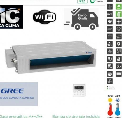 AIRE CONDUCTOS GREE UM CDT 48 F3 R32