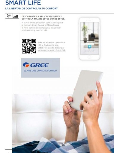 AIRE CONDUCTOS GREE UM CDT 18 R32 WIFI  [1]