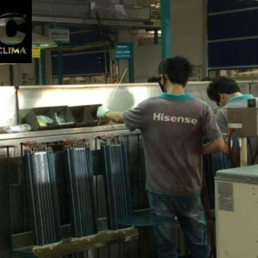 Hisense AUC125UR6RTHB4 wifi Aire Acondicionado Cassette  [1]