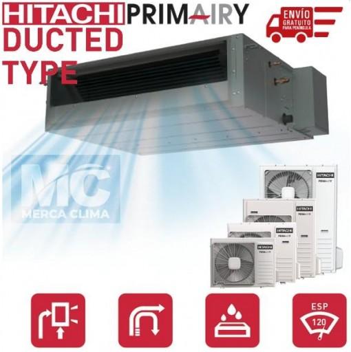 Aire Acondicionado Conductos Hitachi RPIM-3.0 r32 [3]