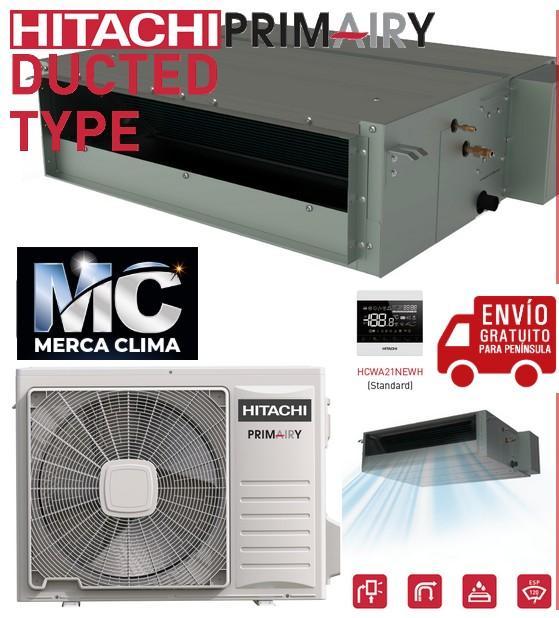 Aire Acondicionado Conductos Hitachi RPIM-3.0 r32