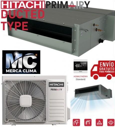 Aire Acondicionado Conductos Hitachi RPIM-4.0 r32 [1]