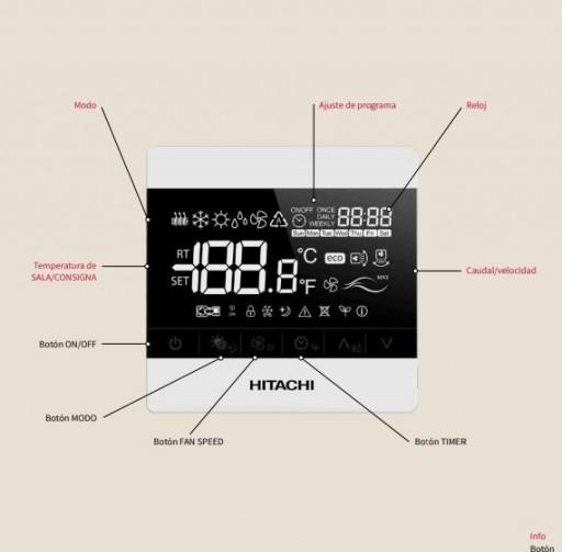 Aire Acondicionado Conductos Hitachi RPIM-3.0 r32 [2]