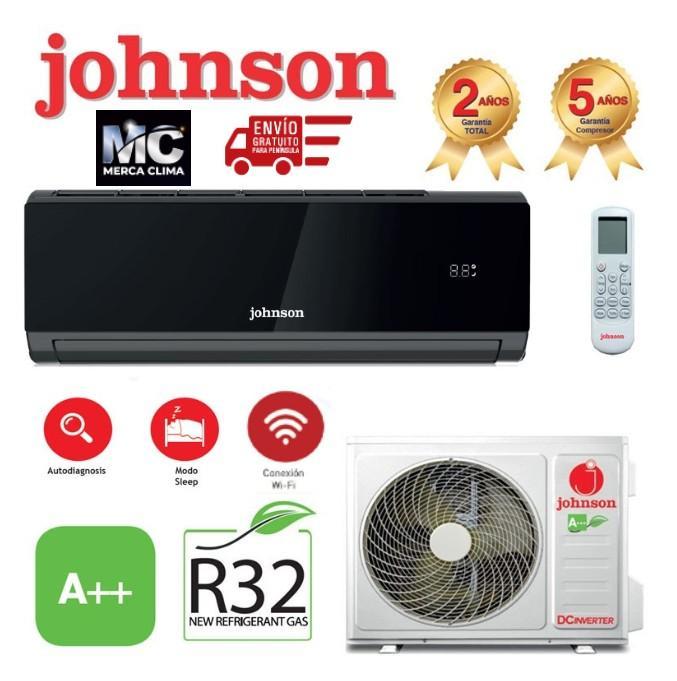 Johnson JN25 Black Mirror Aire acondicionado 1x1