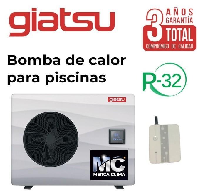 Bomba Calor Piscina Lion GIA-SWP-0-070LIO