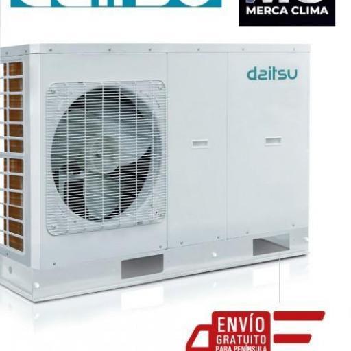 Daitsu MiniChiller INVERTER CRAD 2 UiAWP 40 Trifásico