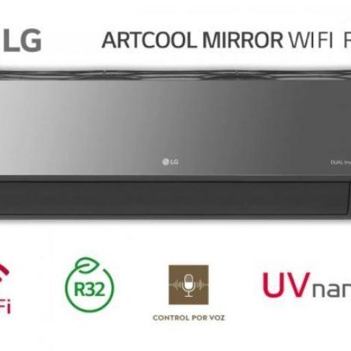 Artcool Mirror Wifi R32 AC12BQ.SSJ