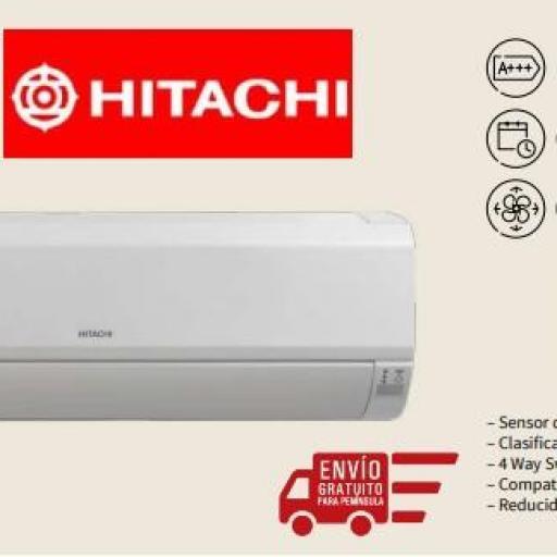 Hitachi MOKAI 35 Aire Split 1x1