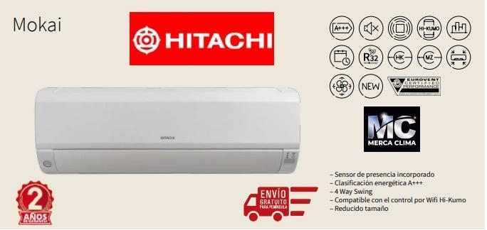 Hitachi MOKAI 25 aire 1x1