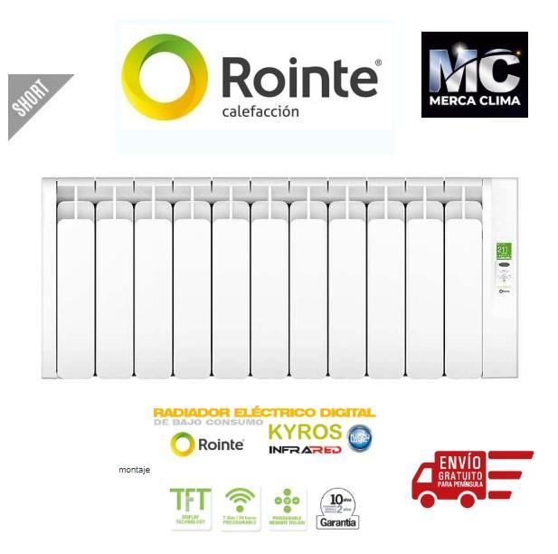 ROINTE KYROS SHORT 1500 W - 15 Elementos