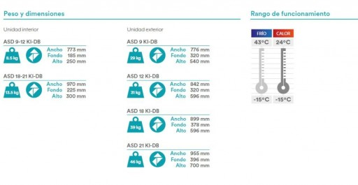 SPLIT Daitsu ASD 18 KI-DB WIFI [1]