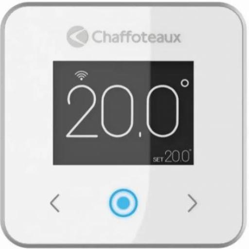 Caldera de condensación Ariston HS Premium 24+ termostato  chaffoteaux [3]