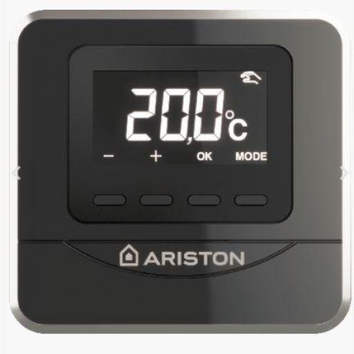 Termostato modulante Ariston CUBE RF inalámbrico