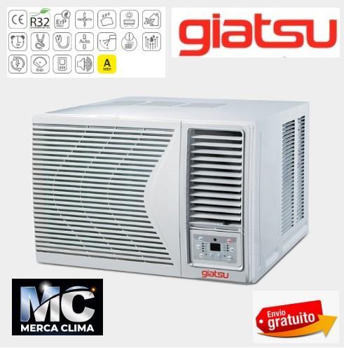 AIRE VENTANA GIA-W-12W1 3100  Frio/Calor
