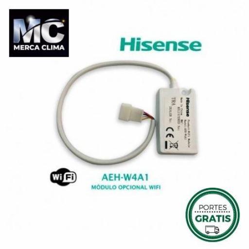Hisense AUC105UR4RAGB4  Aire Acondicionado Cassette [2]