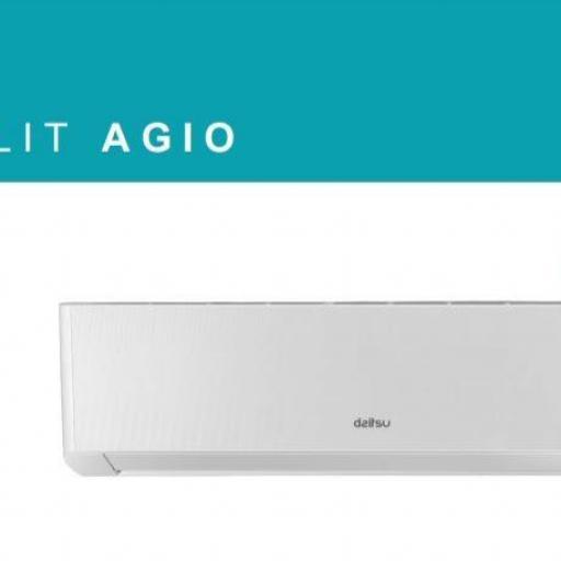 Aire Acondicionado Split Daitsu AGIO ASD 24K-DG WiFi [0]