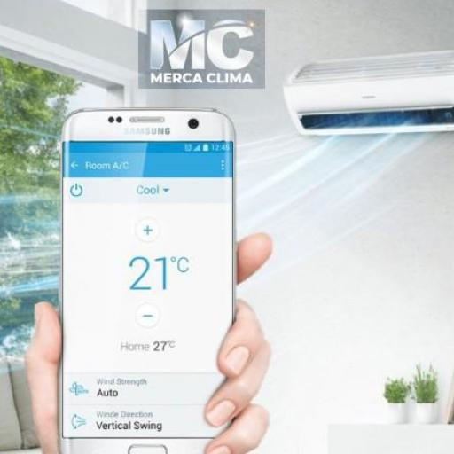 Aire Acondicionado Samsung F-WINDFREE24R R32 Light [2]